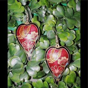 Hearts of Spring Earrings